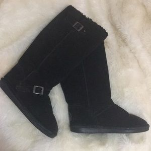 Tall size 9 bear paw boots